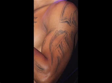 trey songz tattoo on his wrist tattoos for all trey songz back