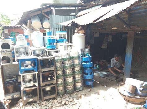 Oven Cawang Kompor jaga bisnis warisan pria ini masih produksi kompor minyak