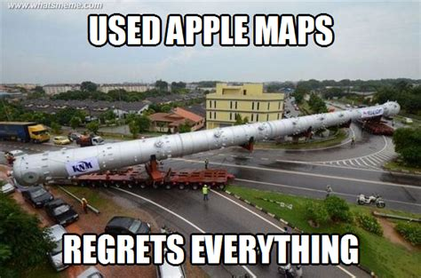 Apple Maps Meme - apple maps what s meme