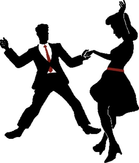 swing dance silhouette ballroom dance club sioux falls sd