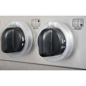 clearly safe stove knob locks 5pk safety superstore