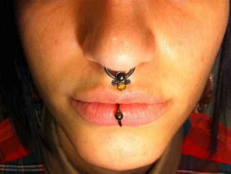 Vanità Piercing - i didn t do either of these piercings but i made them