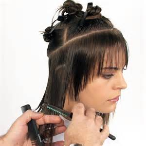 cut hair style the round face and matching hairstyles hairsmystory com