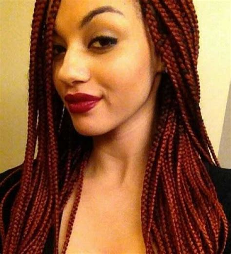 black braids with 20 braids hairstyles for black hairstyles