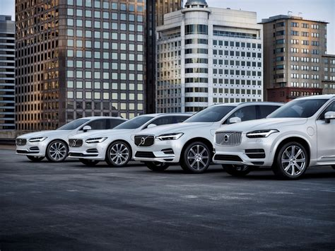 volvo cars volvo ceo credits tesla for raising interest in electric cars