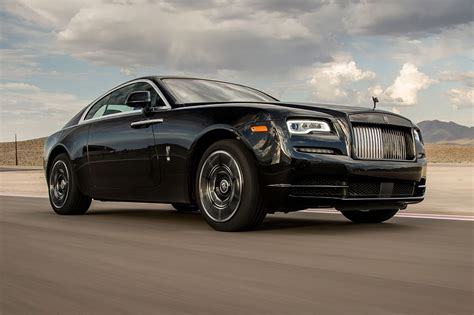 roll royce wraith black rolls royce wraith black badge 2016 review by car magazine