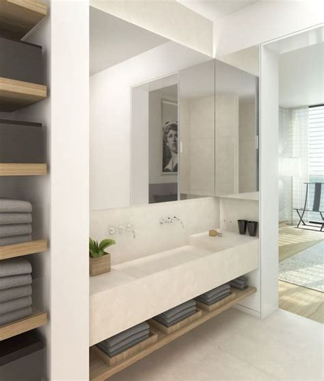 badezimmer ytong bathroom trends floating vanities