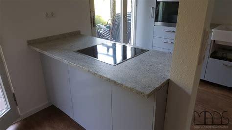 kashmir white granit arbeitsplatte k 246 ln ikea k 252 che mit kashmir white granit arbeitsplatten