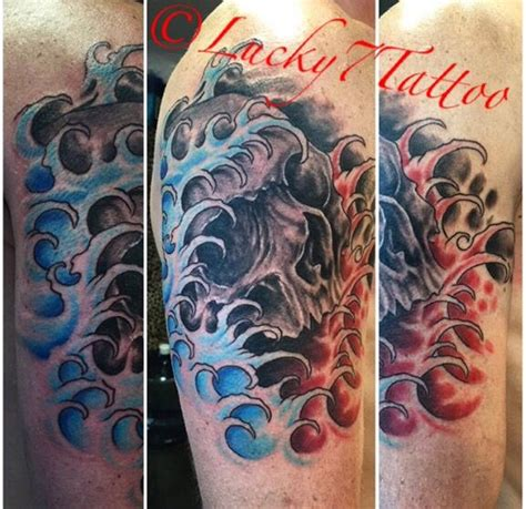 california kings tattoo 183 best lucky 7 fortier images on