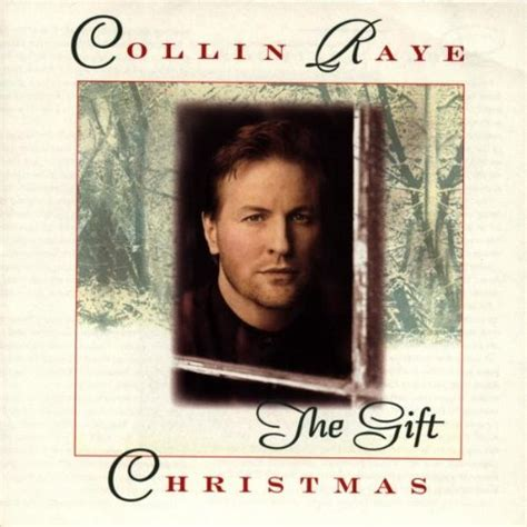 christmas the gift by collin raye album cover