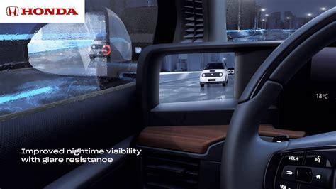 honda  compact ev confirmed  standard rear view