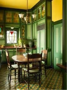 Small Dining Room Green Small Green Dining Room Design Ideas Renovations Photos