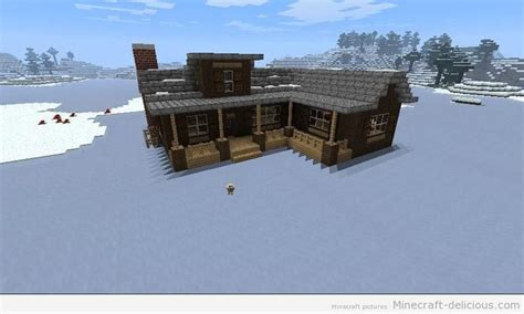 Minecraft Cabin House by Minecraft Home Minecraft Ideas Winter