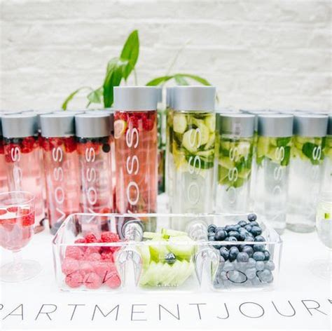 Voss Water Detox Diet by 113 Best Voss Fruit Infusions Images On Voss