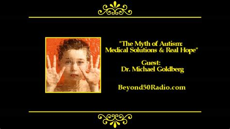 The Myth Of Autism the myth of autism solutions and real