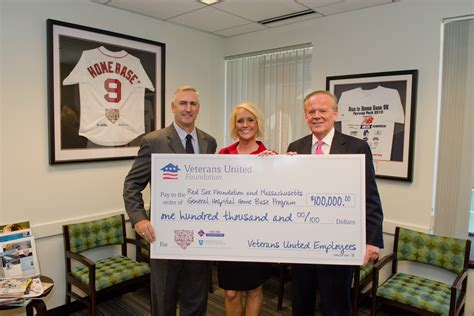 home base program receives 100 000 donation the new