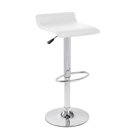 White Stool by Bar Stools Products Just Bars