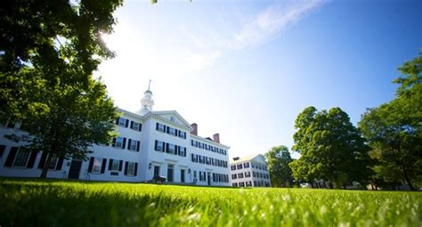 Dartmouth Mba by Tuck School Of Business Dartmouth College
