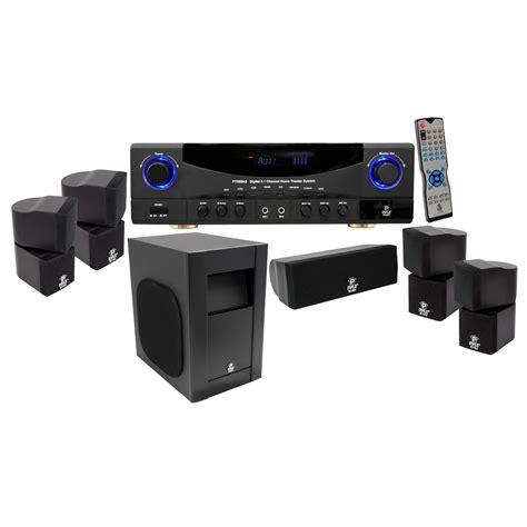 home theatre cinema surround sound speakers