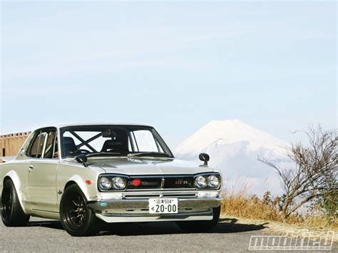 nissan skyline modified 1970 nissan gt r the original gt r modified magazine