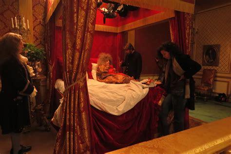 le valet de chambre sur le tournage de la mort de louis xiv de albert serra