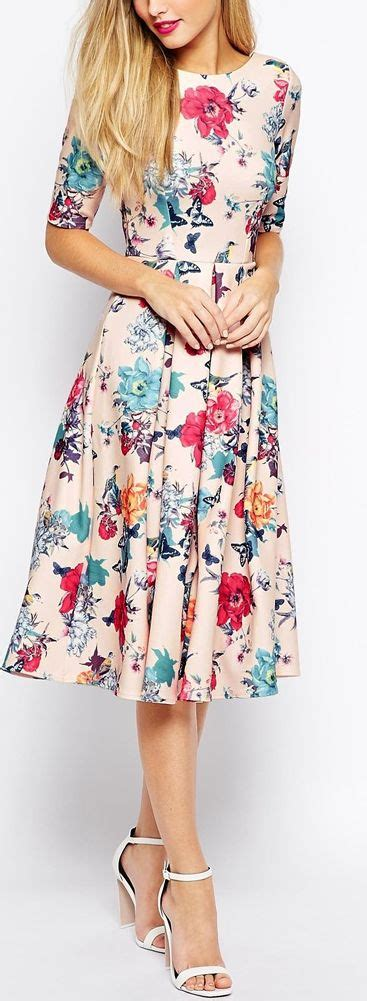 Summer 08 Trends Floral The High Looks by Best 25 Floral Dresses Ideas On Floral
