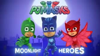 pj masks moonlight heroes cheats tips games park