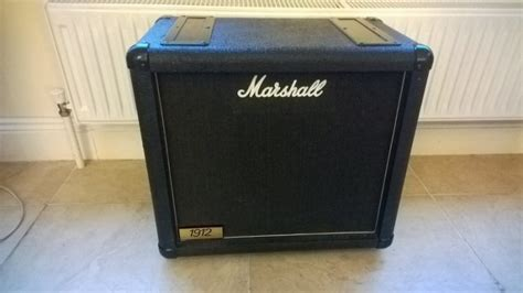 marshall 1912 1x12 extension cabinet for sale in moneygall