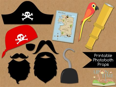 printable pirate photo booth props 23 best images about photobooth on pinterest christmas