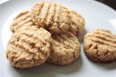Peanut Sesame Shortbread Cookies 1 Tahini Cookie With S O L E