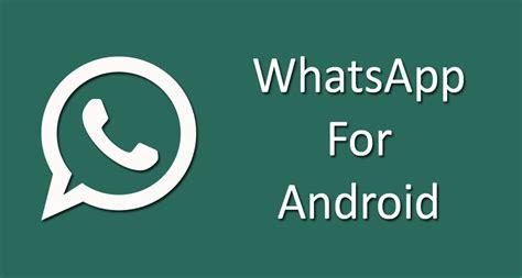 whatsapp  update    android  fixes  gifs neurogadget