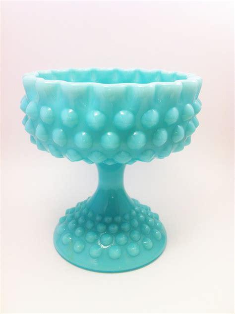 turquoise blue glass ls fenton turquoise milk glass aqua milk glass blue fenton