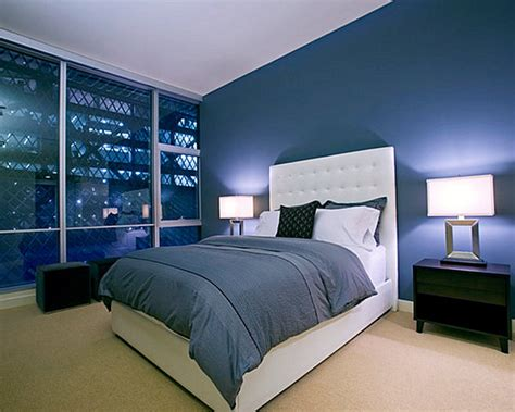 blue paint colors for bedrooms best blue wall color for bedroom home garden design great