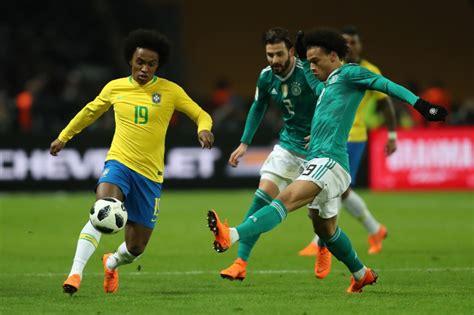 jogo da alemanha alemanha x brasil confira os jogadores brasileiros que