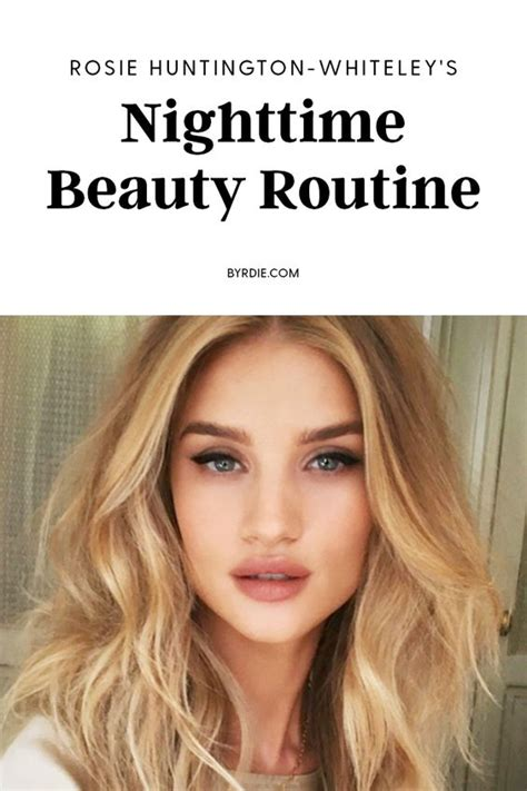 Exclusive Deal 20 At Rosie Cosmetics by Exclusive Rosie Huntington Whiteley On Nighttime