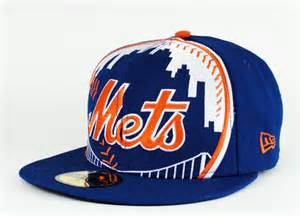 ny mets colors new york mets oversize logo team colors 59fifty new era