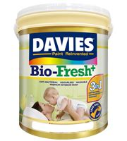 davies bio fresh interior paint davies paints philippines