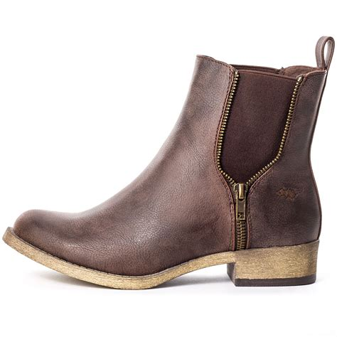 rocket camilla womens chelsea boots in brown