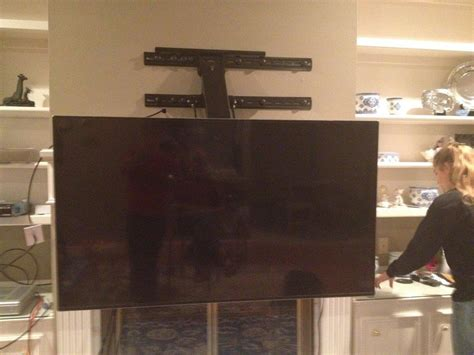 how high should a tv be mounted a tv mounted high check this company out dynamic
