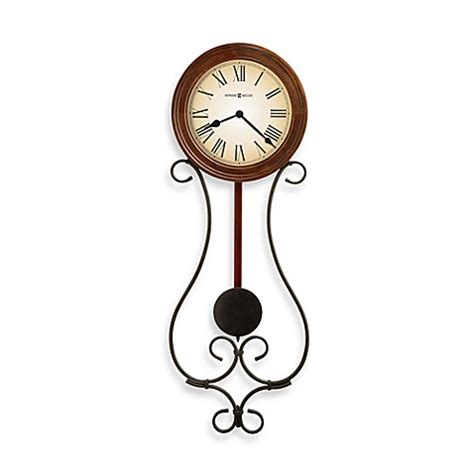 bed bath beyond clocks buy howard miller kersen wall clock from bed bath beyond
