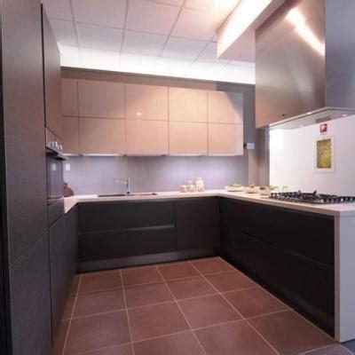 Cucina Doppio Angolo cucina a doppio angolo progetto