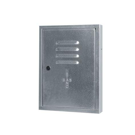 cassetta gas metano cassette e sportelli acqua gas ed ispezione