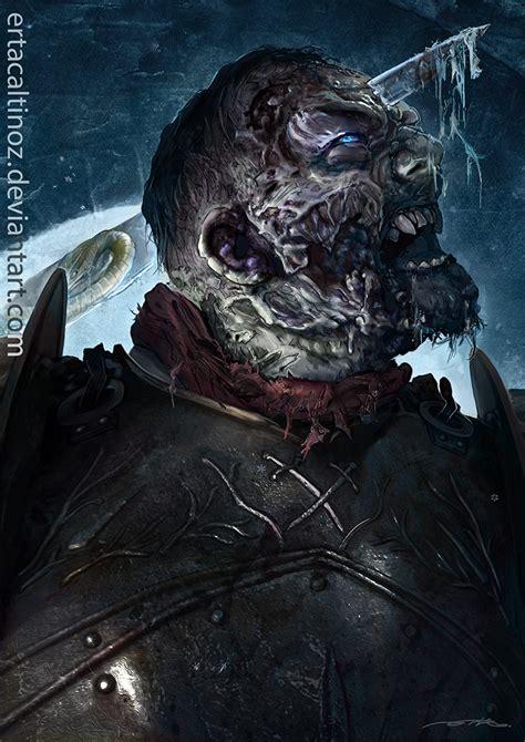 Game Of Thrones by Ser Gregor Clegane By Ertacaltinoz On Deviantart