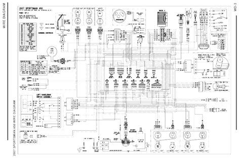 polaris sportsman 500 wiring diagram wiring 500 polaris