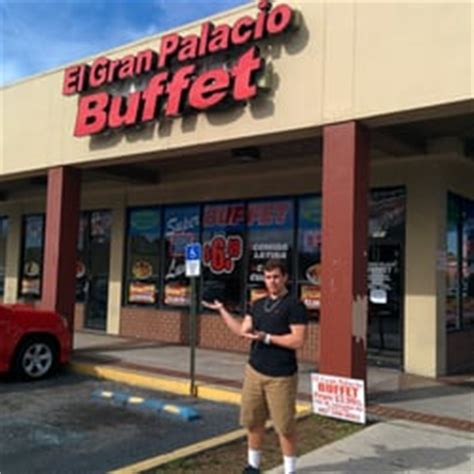 el gran palacio buffet restaurant latin american