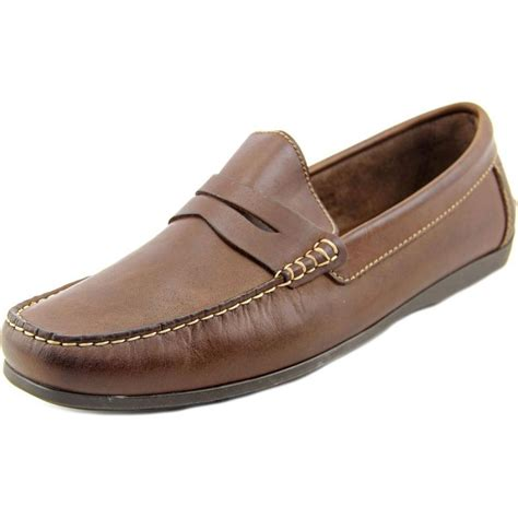 in loafers florsheim jasper leather brown loafer loafers