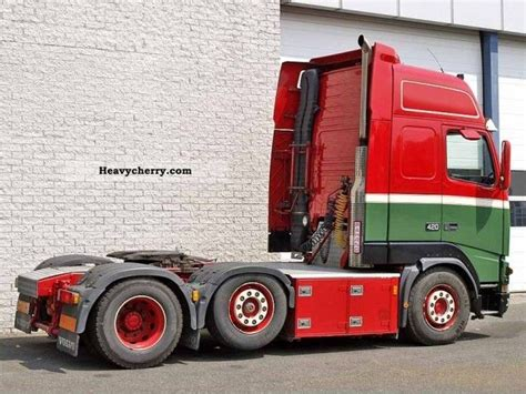 2002 volvo truck volvo fh 12 420 2002 other semi trailer trucks photo and specs
