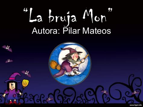 la bruja mon el 8434814617 power point de brujas