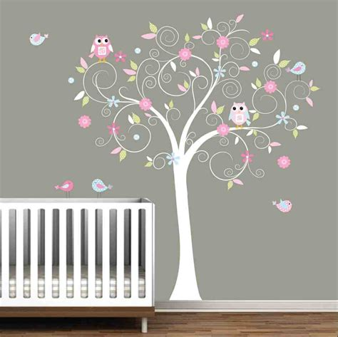 baby bedroom wall stickers wall decor stickers for baby room decor ideasdecor ideas