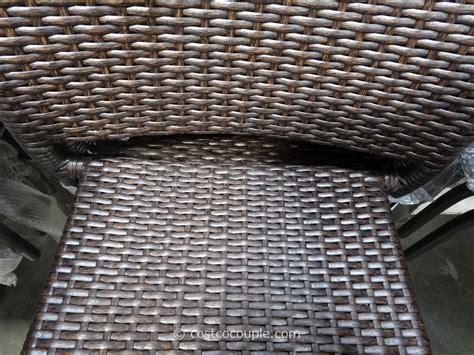costco resin wicker patio furniture costco wicker patio furniture 28 images costco outdoor